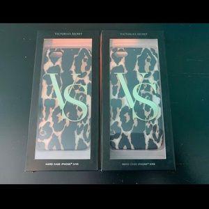 Victoria's Secret iPhone 5/ 5s Hard Case Leopard